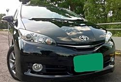 Toyota Wish 1.8 Sambung Bayar