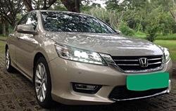 Honda Accord 2.4 Sambung Bayar