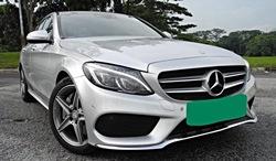 Mercedes-Benz C-Class C250 Sambung Bayar