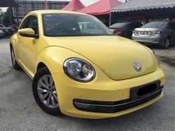 Volkswagen Beetle 1.2 (A)