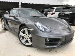 Porsche Cayman 2.7 Bose