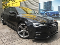 Audi A5 Black Edi Sportback