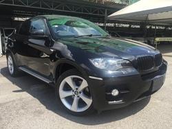 BMW X6 xDrive 35 I Sunroof