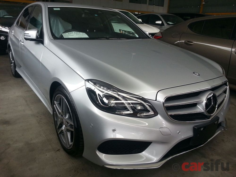 Mercedes Benz E Class For Sale In Klang Valley By Wana