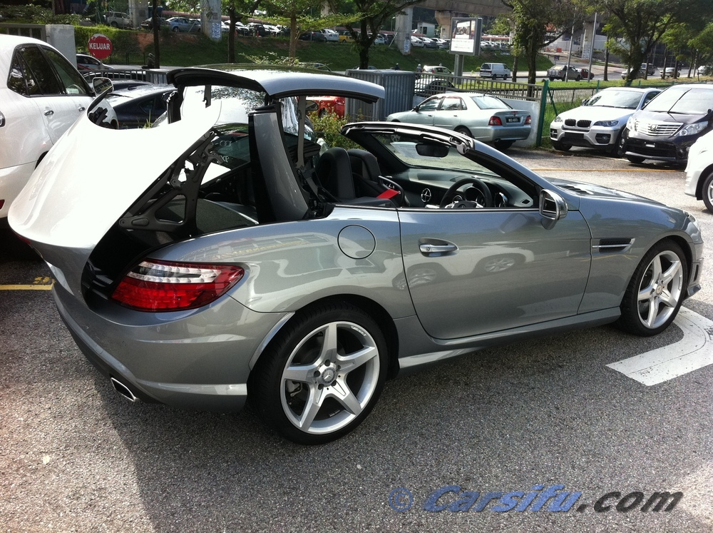 mercedes benz slk 250 amg for sale in klang valley by zulhan. Black Bedroom Furniture Sets. Home Design Ideas