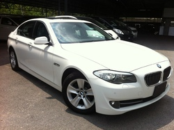 BMW 5 Series 528i Hi Line Keyless