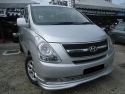 Hyundai Starex 2.5 (A) Cr Di Turbo