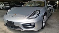 Porsche Cayman 2.7cc Pdk Japan