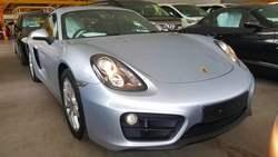 Porsche Cayman 2.7cc Pdk UK