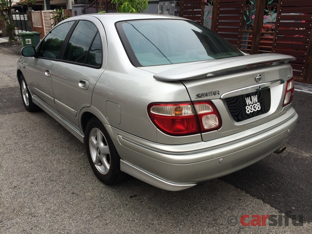 Nissan Sentra 1 8 Gxe Full Spec For Sale In Klang Valley By Zac Ng