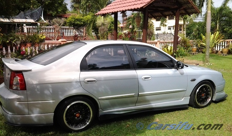Kia Spectra 16 Ls For Sale In Sabah By Franck