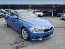 BMW 4 Series 428i 2.0 M Sport