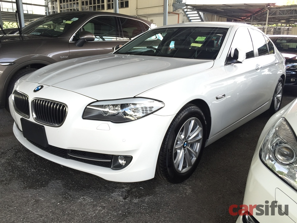 bmw 520i 2 0 twin turbo for sale in klang valley by ricky lim. Black Bedroom Furniture Sets. Home Design Ideas