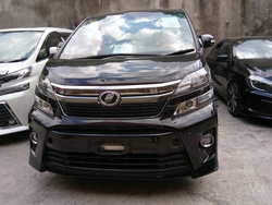Toyota Vellfire 2.4G Eye F/Lift