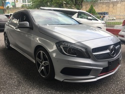 Mercedes-Benz A-Class A250 AMG Full Spec