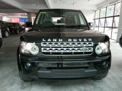 Land Rover Discovery 4 3.0 Diesel UK