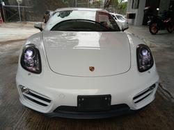 Porsche Cayman 2.7 Chrono Japan
