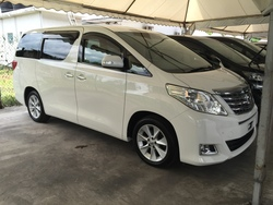 Toyota Alphard 2.4 2 Power Door