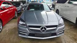 Mercedes-Benz SLK 200 1.8 AMG UK