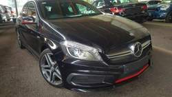 Mercedes-Benz A-Class A45 Turbo AMG UK