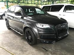 Audi Q7 3.0 Black Edition