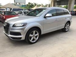 Audi Q7 3.0 S-Line Petrol