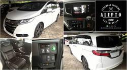 Honda Odyssey Rc1 Fullspec Rare