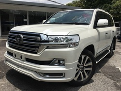 Toyota Land Cruiser 4.6 Zx Fully Loaded