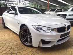 BMW M4 3.0 Twin Turbo