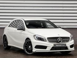 Mercedes-Benz A-Class A180 AMG Sport