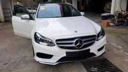 Mercedes-Benz E-Class E250 E200 2.0 AMG UK