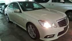 Mercedes-Benz E-Class E250 1.8 7g AMG P/R