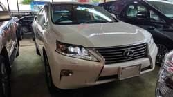 Lexus RX 270 2.7 F/Lift Unreg