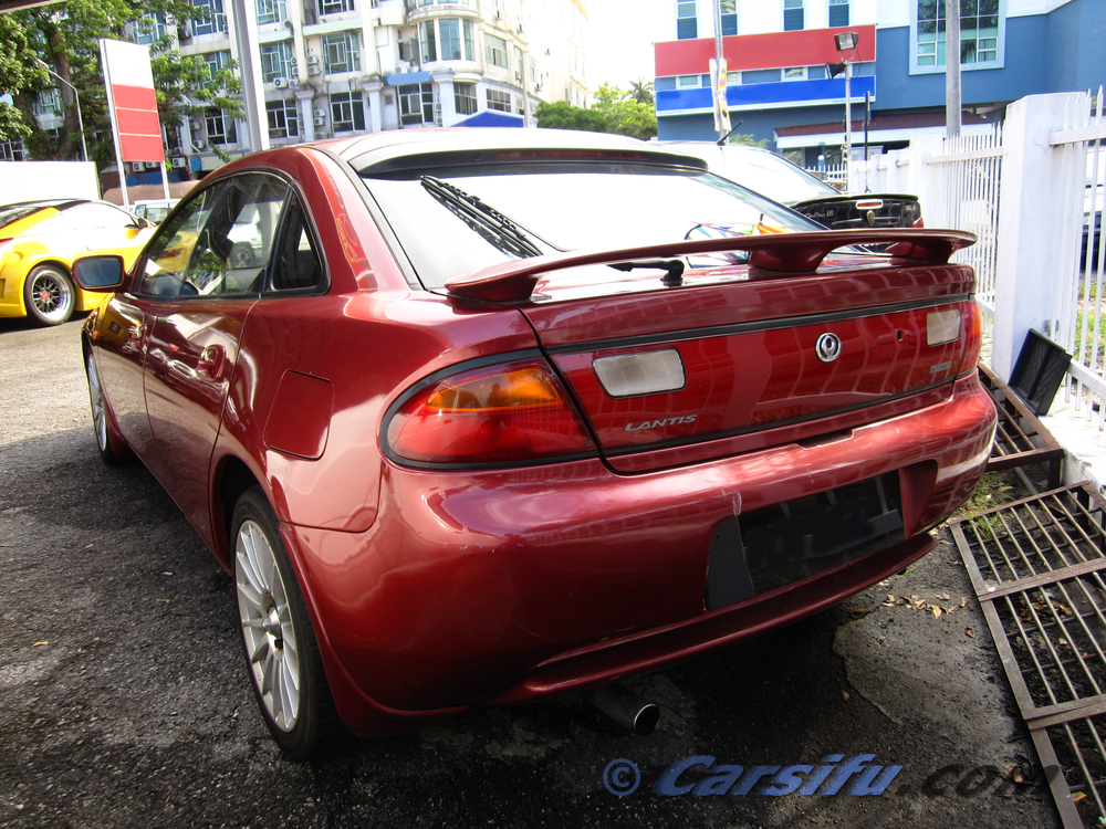 Mazda Lantis 1 8 M For Sale in Penang by NIPPON SMART