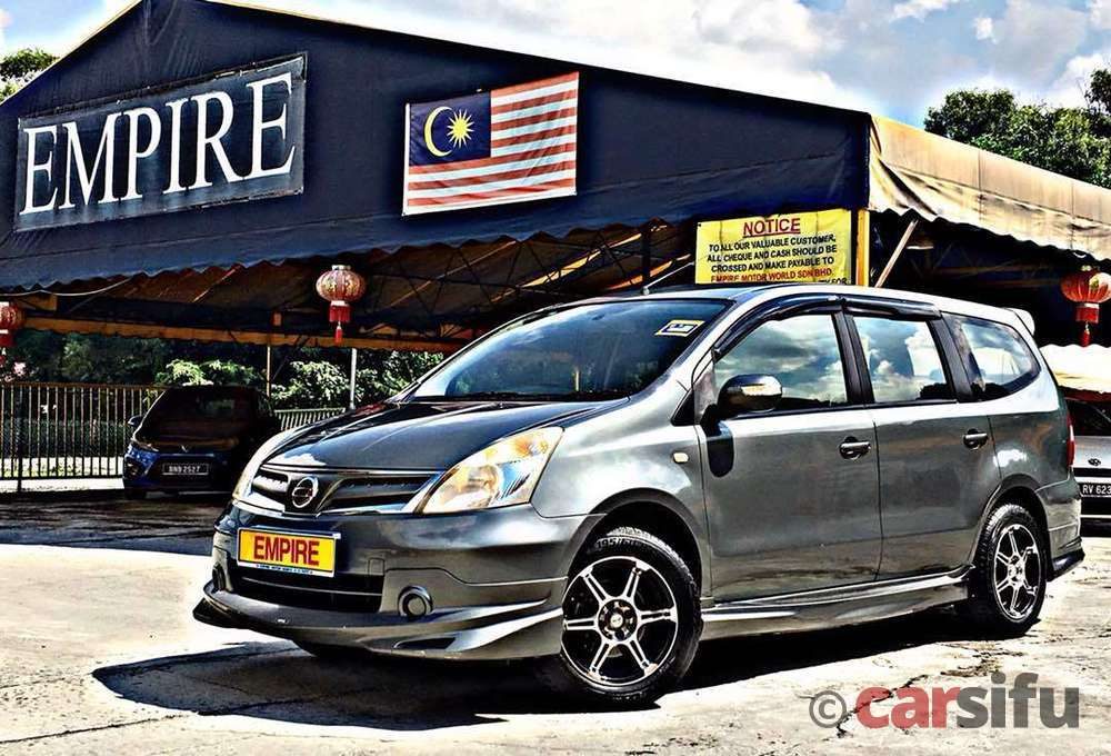Nissan Grand Livina 1 6 A Impul For Sale In Klang Valley By