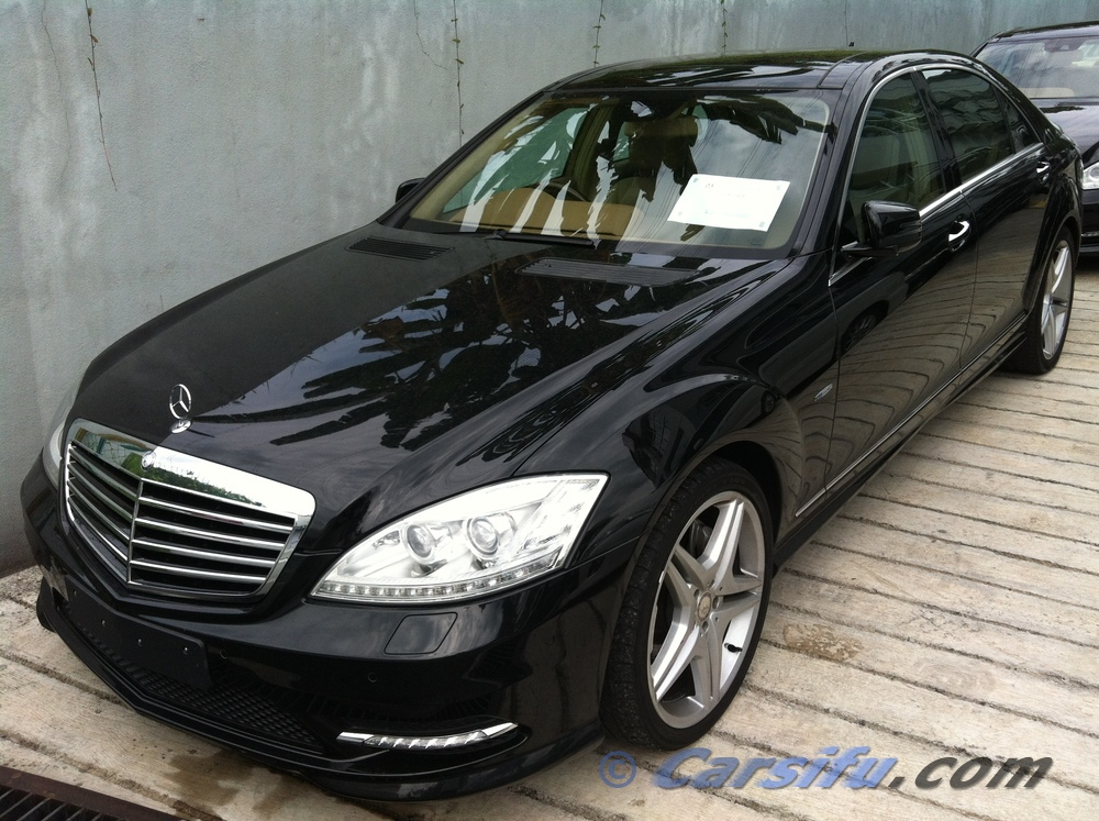 mercedes benz s350 l amg spec for sale in klang valley by. Black Bedroom Furniture Sets. Home Design Ideas