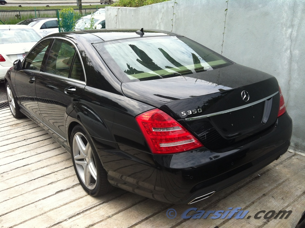 Mercedes Benz S350 L Amg Spec For Sale In Klang Valley By