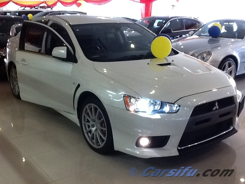 mitsubishi lancer evo x for sale in klang valley by hjjemee. Black Bedroom Furniture Sets. Home Design Ideas