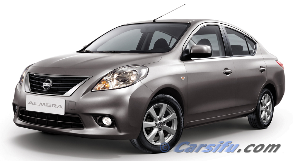 Nissan Almera Cars For Sale in Malaysia | Nissan Almera Price