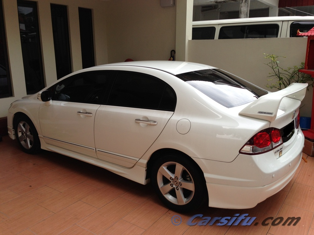 honda civic 1 8 sl full spec for sale in johor by kok ping. Black Bedroom Furniture Sets. Home Design Ideas