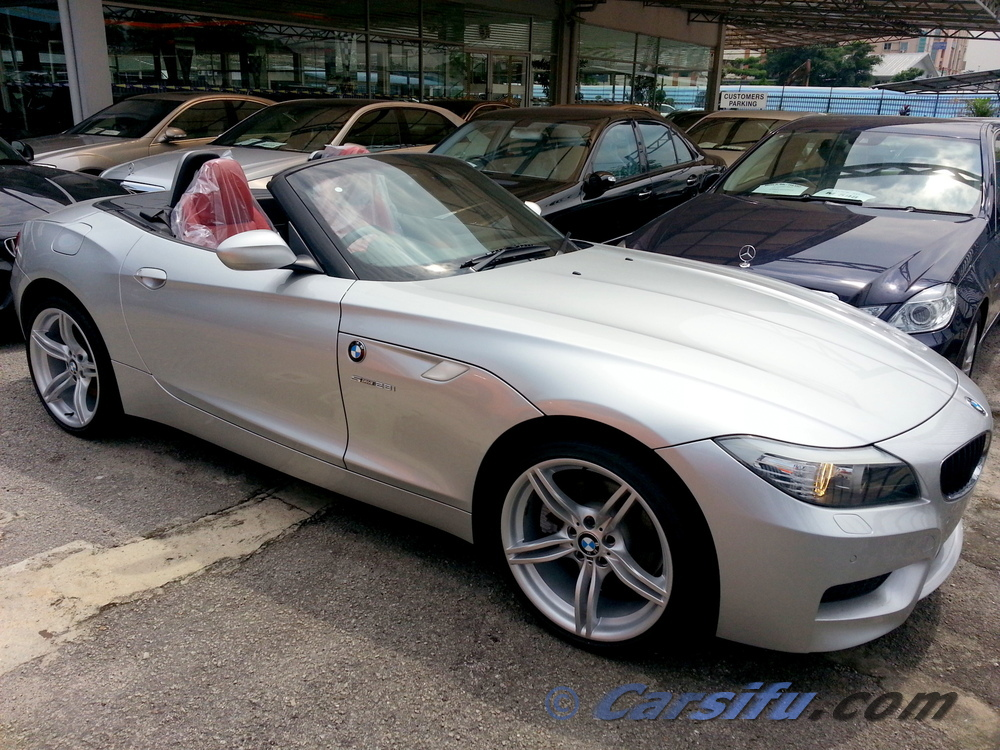 Bmw Z4 28i 2 0 M Sport For Sale In Others By Dylan Wong Autoworld
