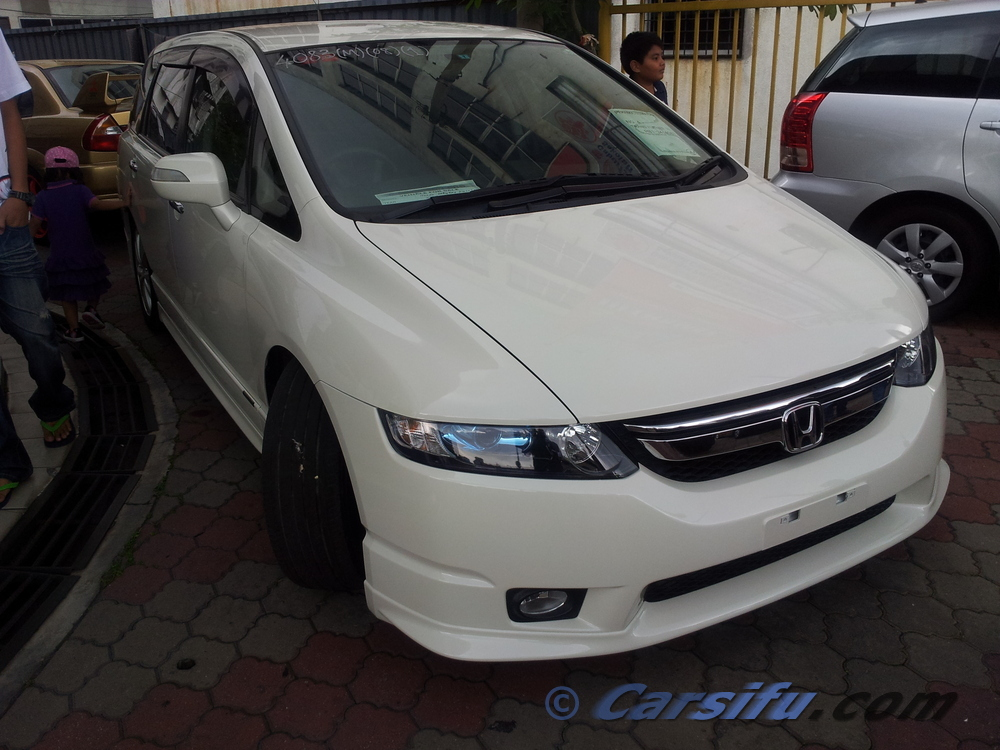 honda odyssey rb1 aero abs for sale in klang valley by zhyauto. Black Bedroom Furniture Sets. Home Design Ideas