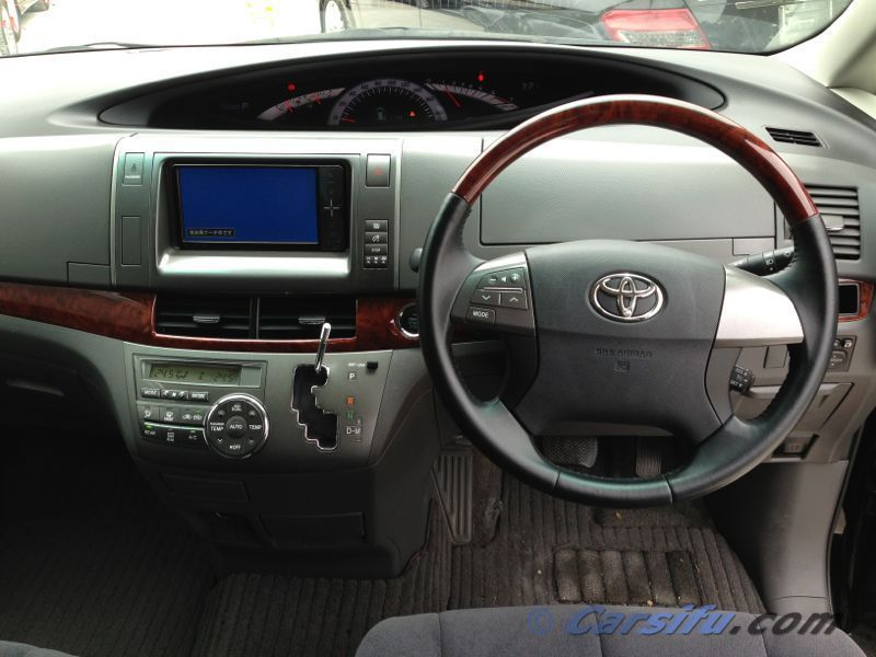 Toyota Estima 2 4 Black Interior For Sale In Klang Valley