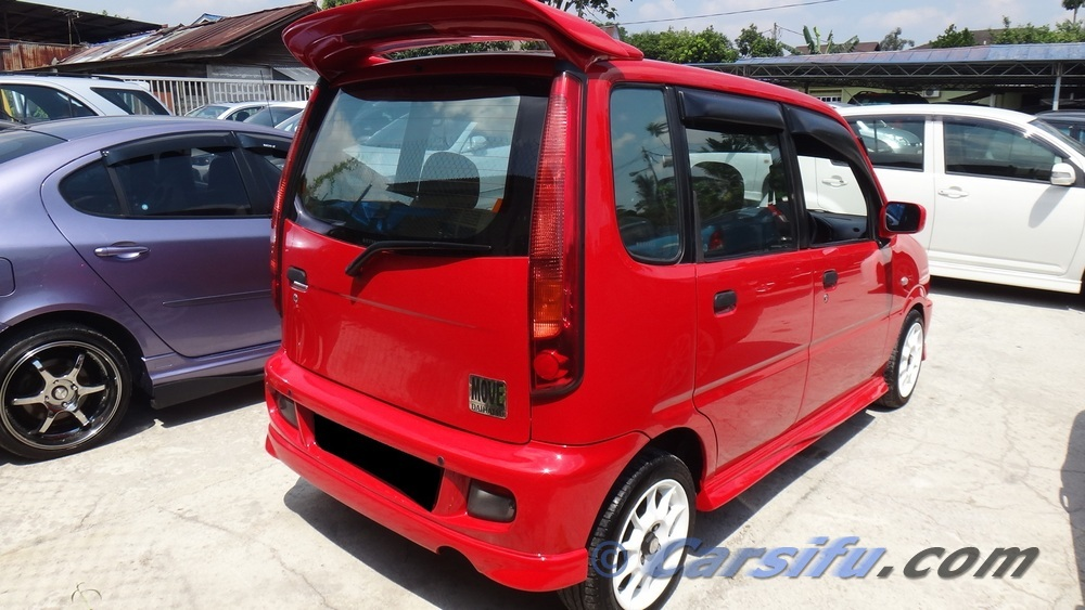 Perodua Kenari 1.0 For Sale in Klang Valley by tagami