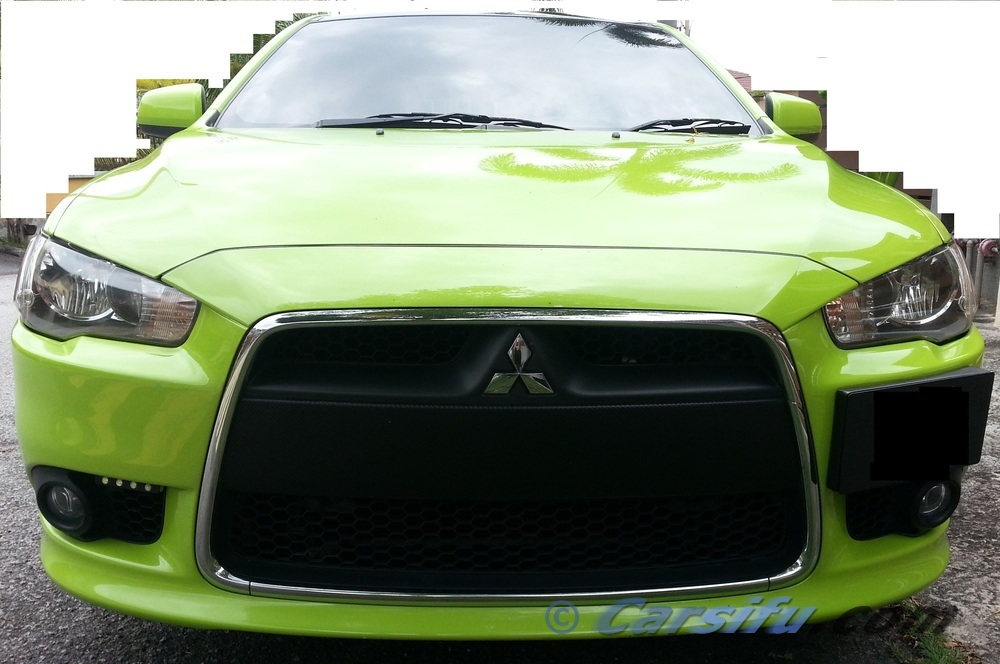 Mitsubishi Lancer 20 Mivec GT For Sale in Klang Valley by