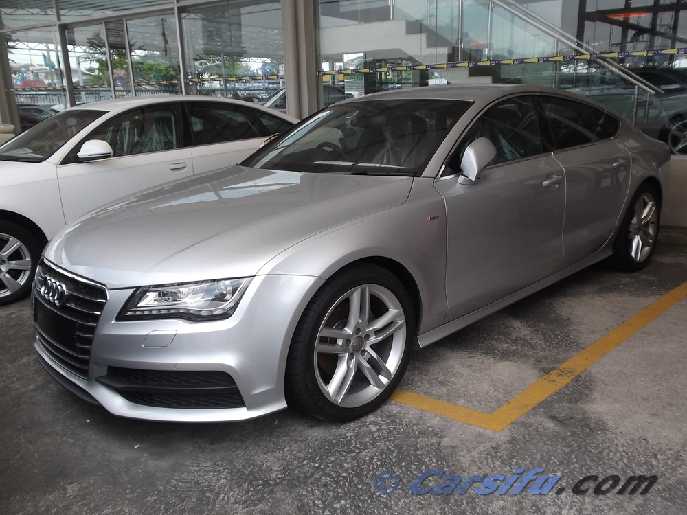 Audi A7 2 8 S Line Quattro For Sale In Klang Valley By