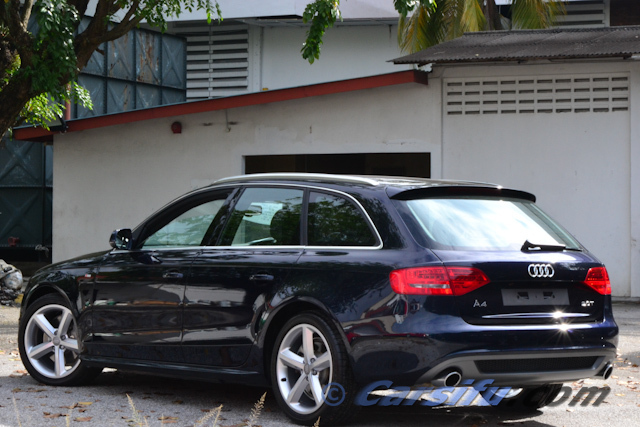 Audi A4 2 0 Avant S Line For Sale In Klang Valley By Exoticars Kl