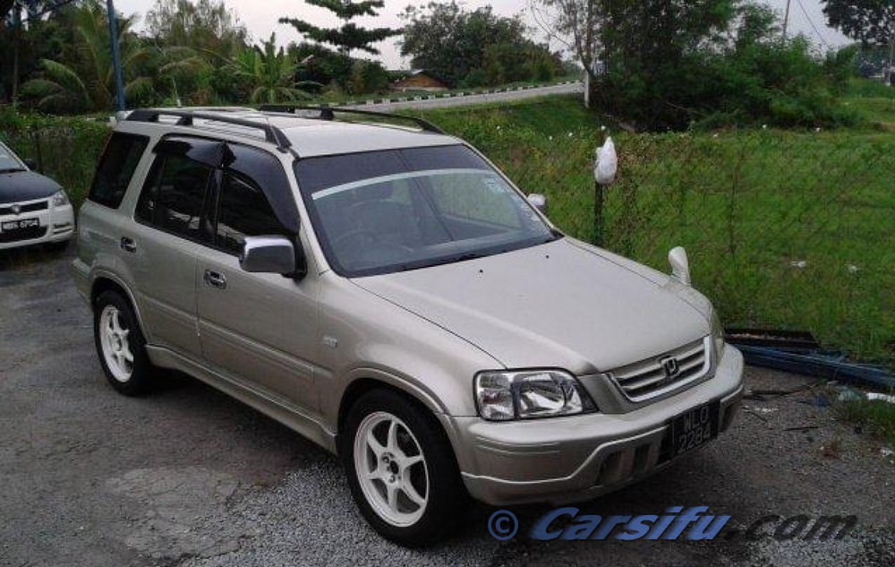 Honda Cr V Crv 2 0 E Rd1 For Sale In Penang By Franck
