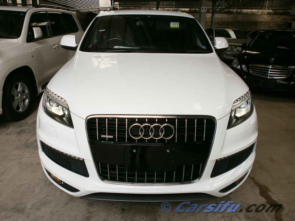 Audi Q TFSI For Sale In Others By SEREMBAN RECOND CARZonE - Audi q7 carzone