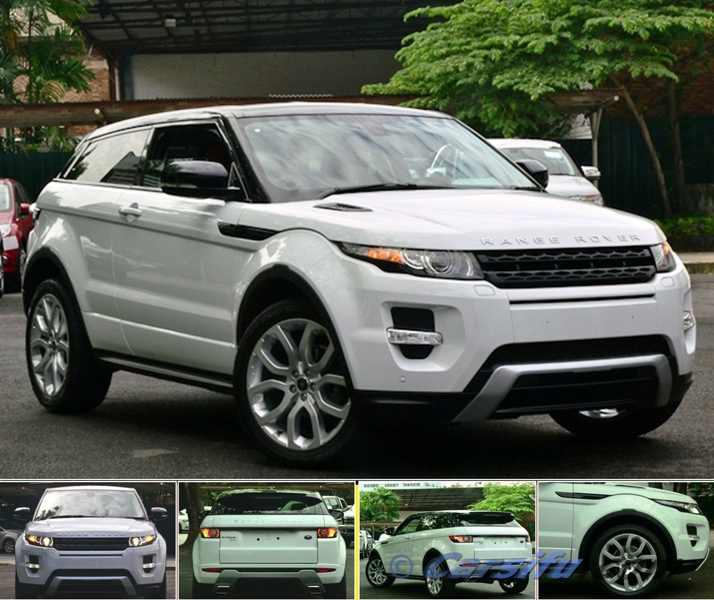 Range Rover Evoque Evoque 2.0 T Si4 For Sale In Klang